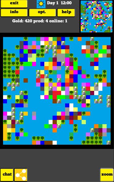 RAWAR mapdesign