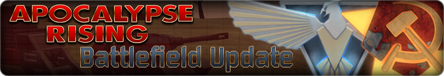 AR Battlefield Update