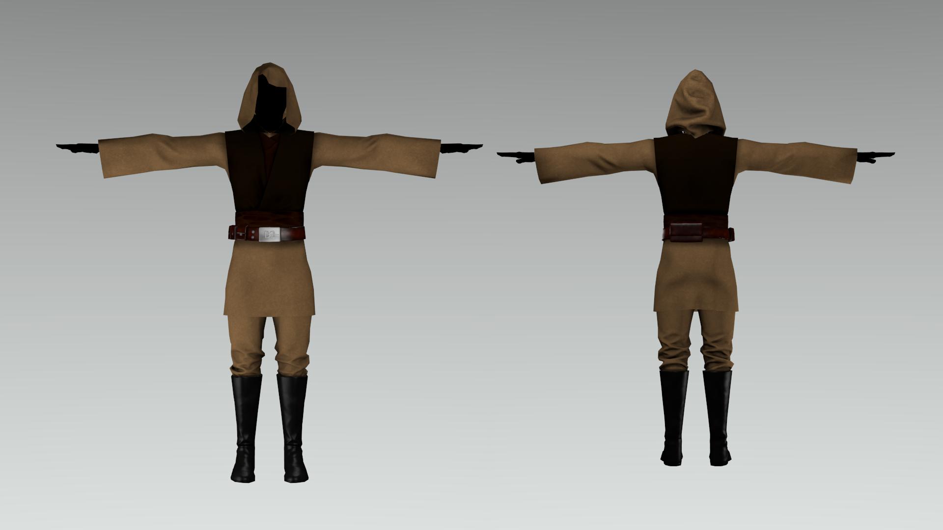 New Jedi Robes