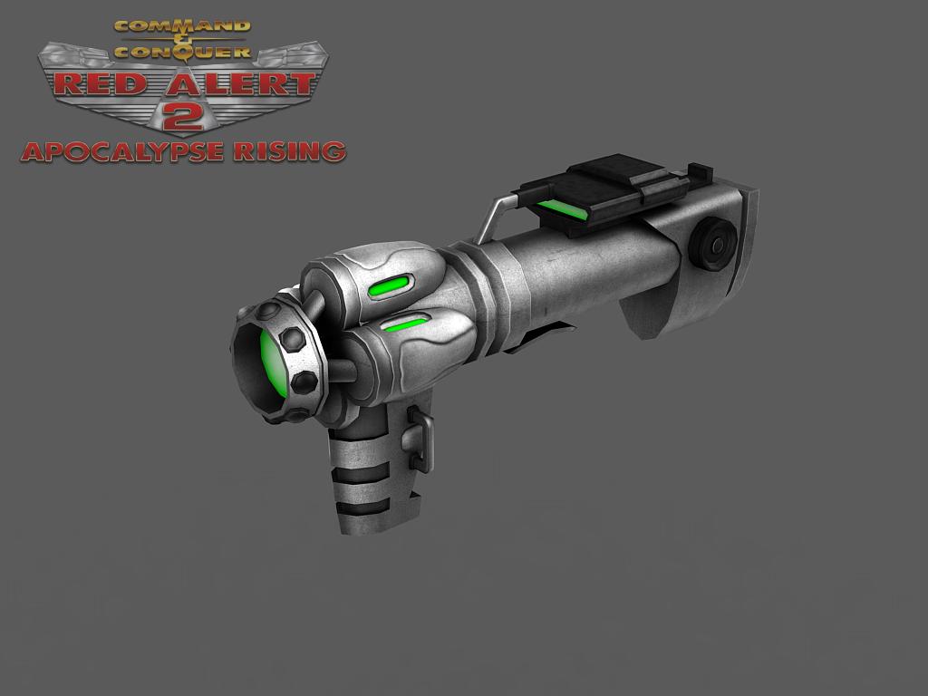 Desolator Rad-Cannon