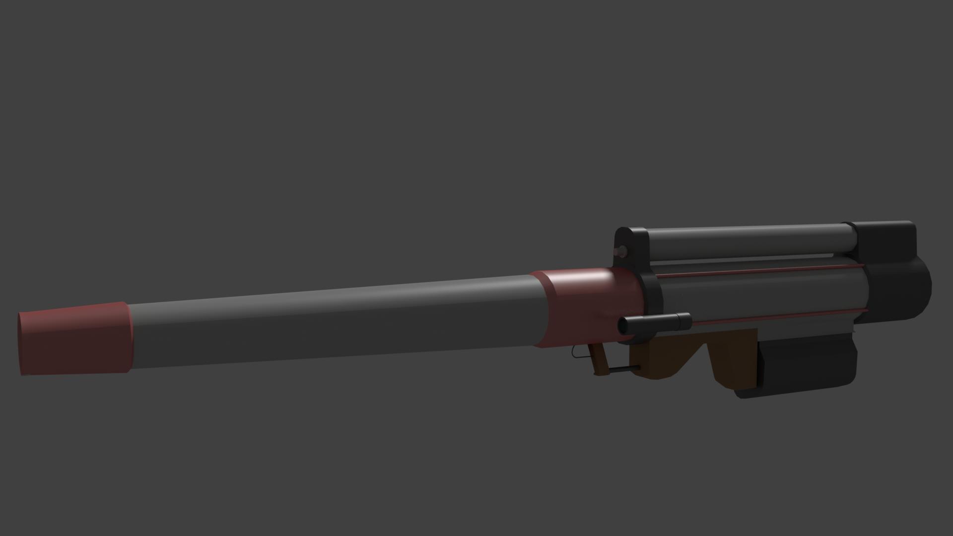 Portable Flak Cannon