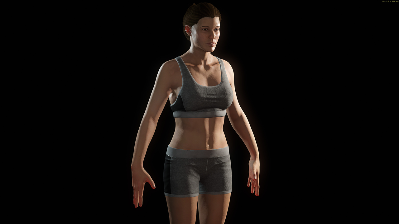 Female Character