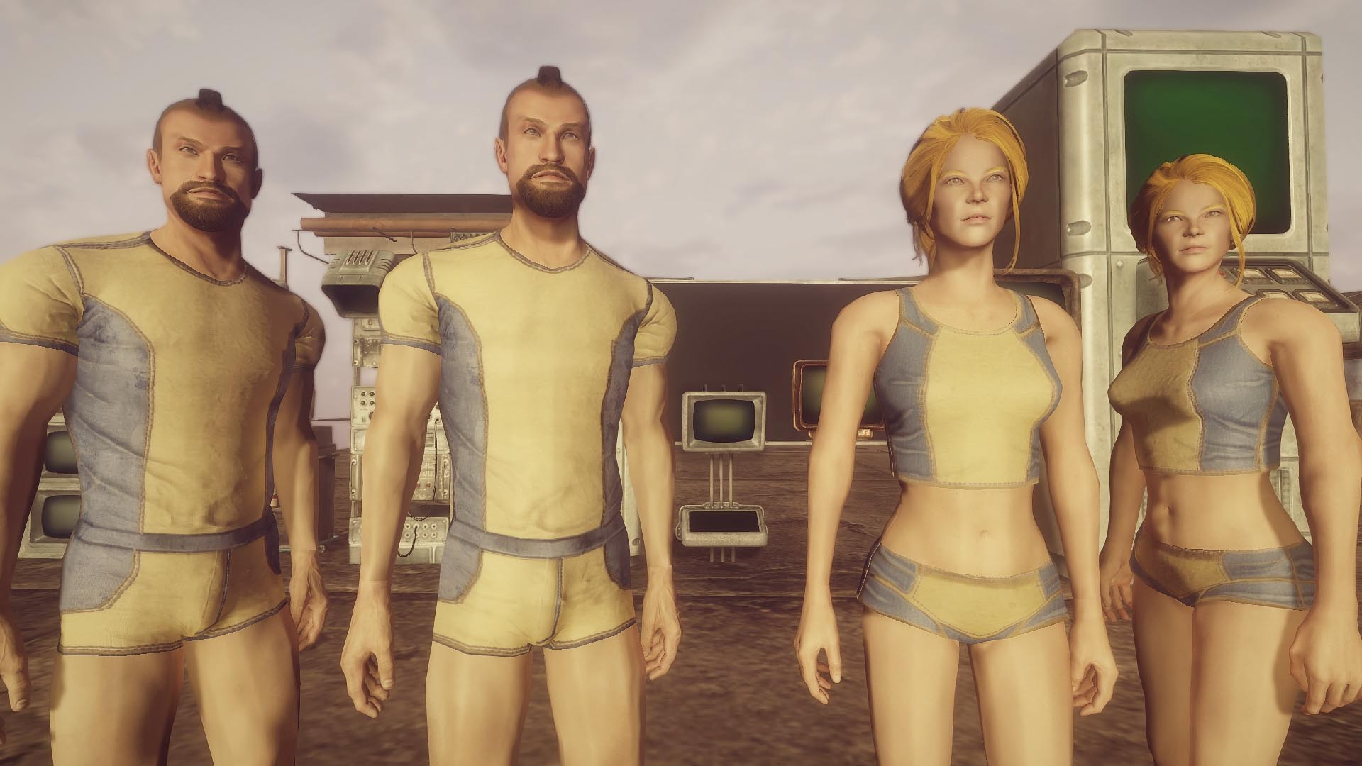 Fallout: Project Brazil] State of the Mod for January 2017