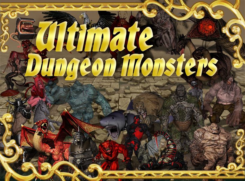 Game Mechanics news - Ultimate Dungeon Monsters - Mod DB