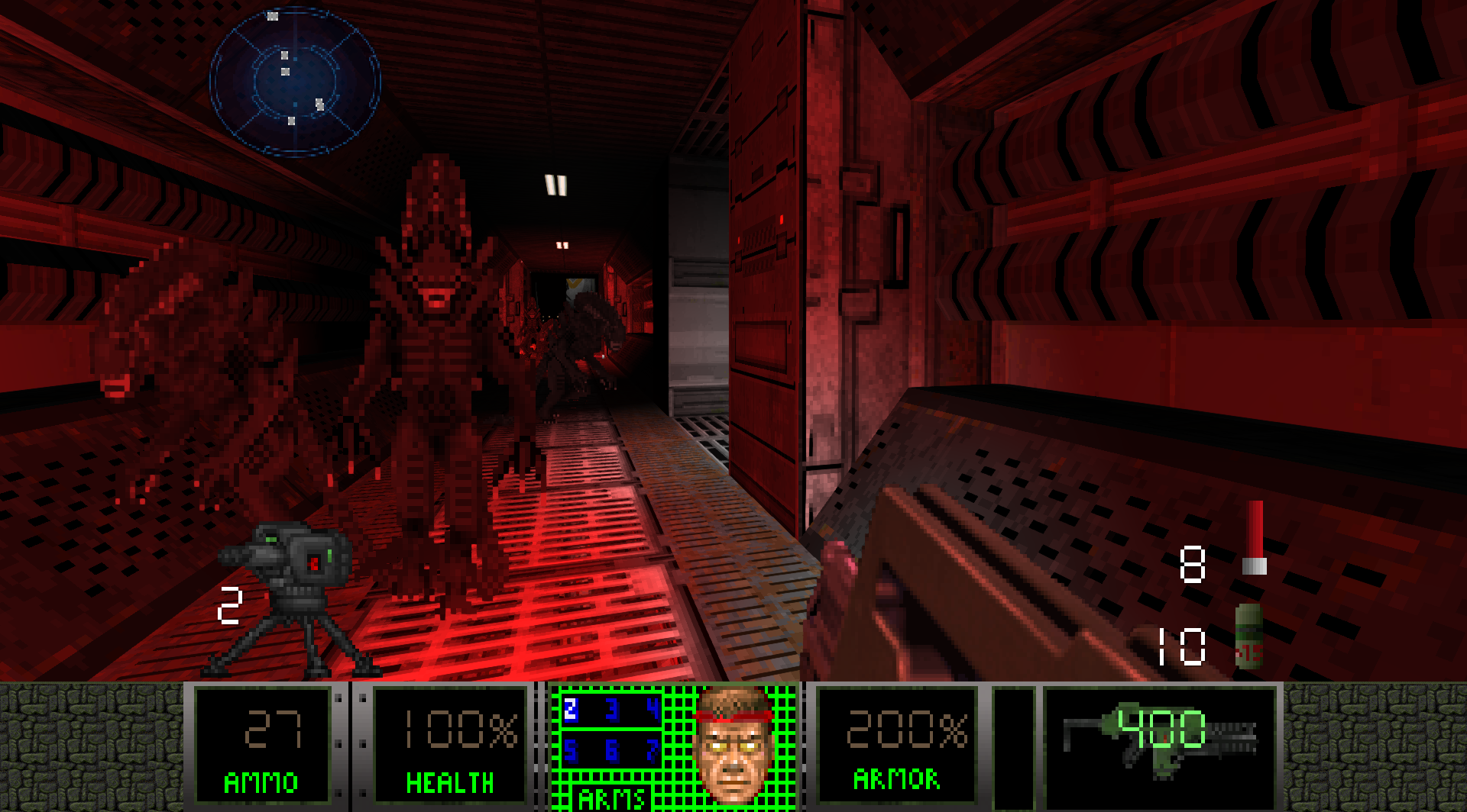 Aliens Legacy News Aliens The Ultimate Doom Mod For
