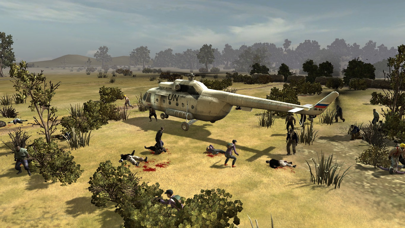 Zombiemod For Company Of Heroes Opposing Fronts Mod Db