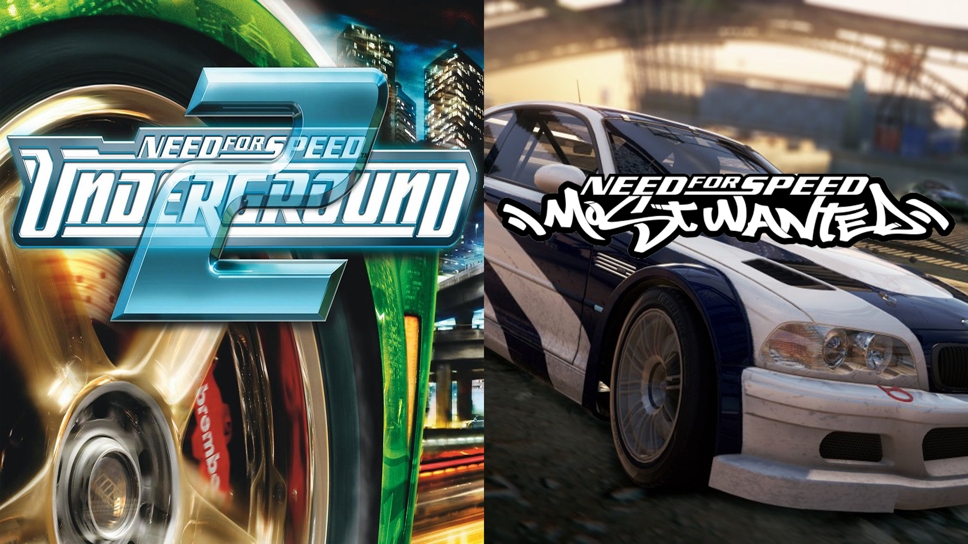 How To | Need for Speed Most Wanted & Underground 2