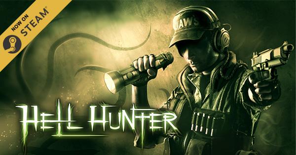 Hellhunter now on Steam Store!