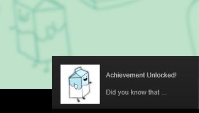 Steam Achievement