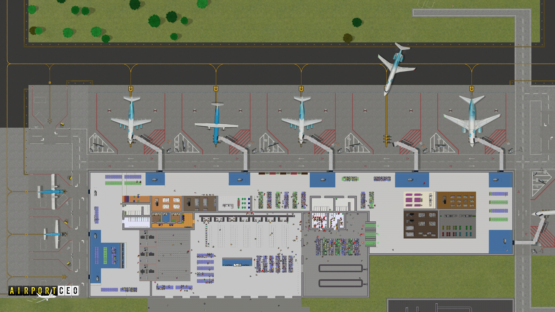 Devlog 66 New Airlines New Screenshots Amp New Performance