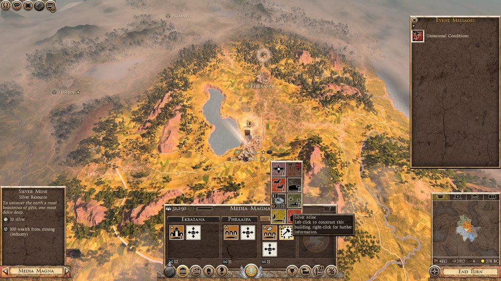 Divide Et Impera Mod For Total War Rome Ii Mod Db