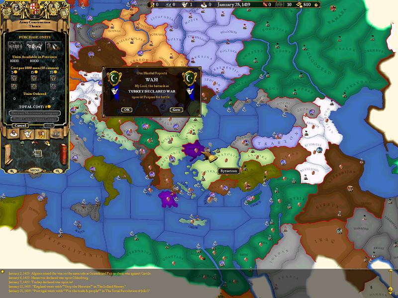 Image result for europa universalis 2 turkey