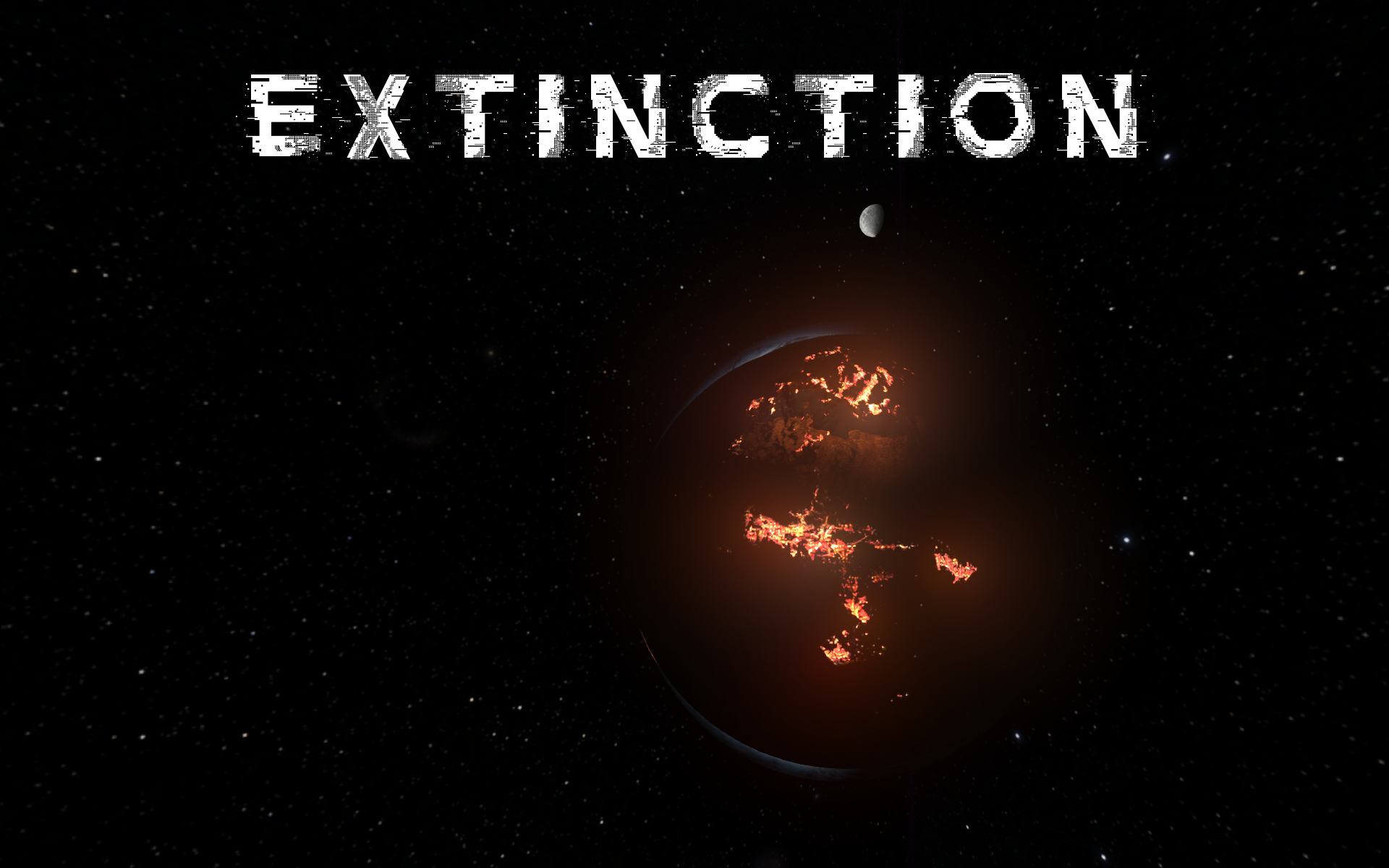 Extinction Logo -WIP