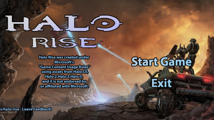 Halo: Rise Windows, Mac, Linux, iOS, Android game - Indie DB