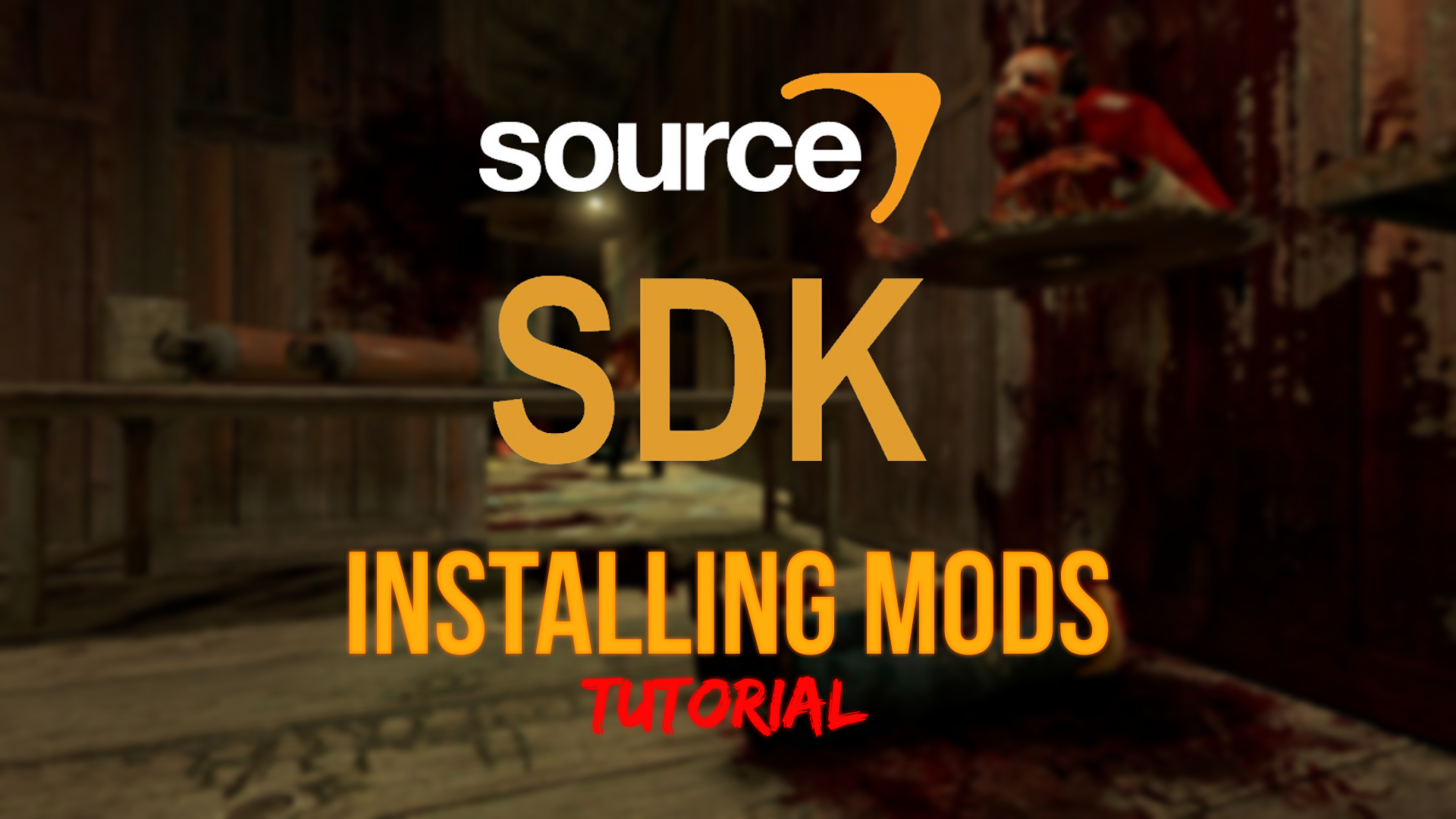 How to install Source Mods! tutorial - Deathmatch TλCTICAL mod for