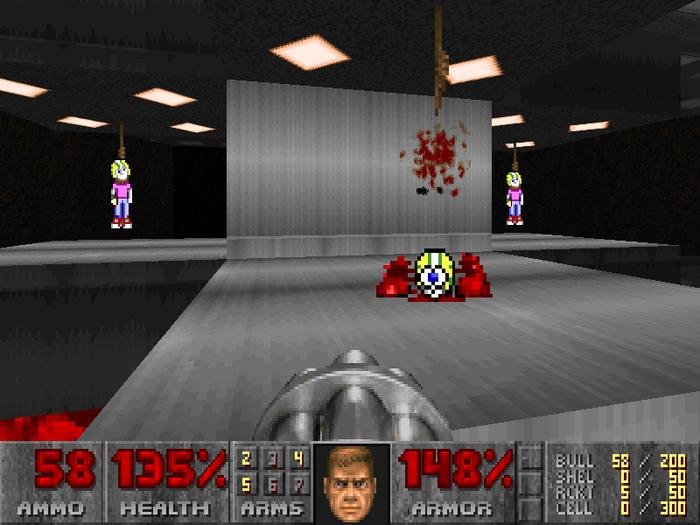 Keen in Doom1993