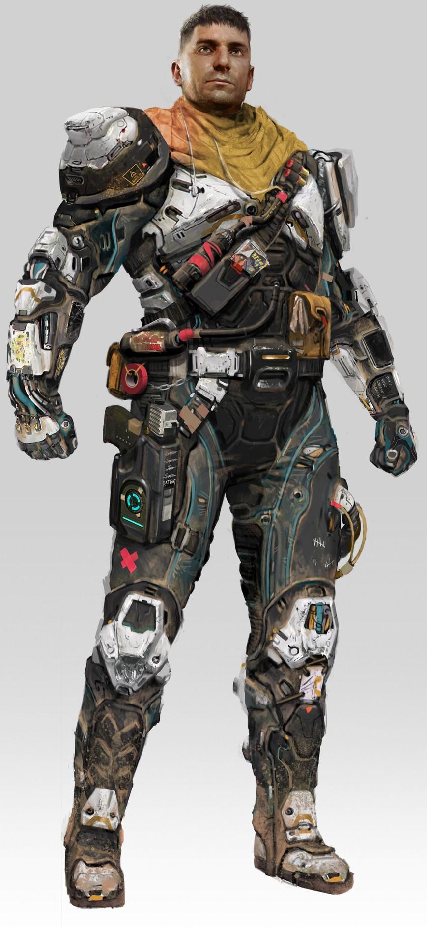 Rage 2 Walker