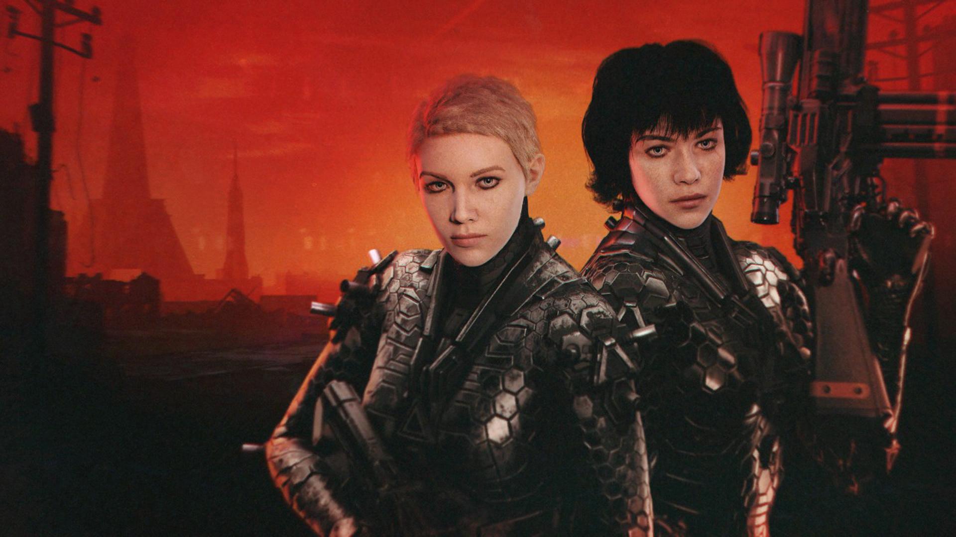 Blazkowicz sisters