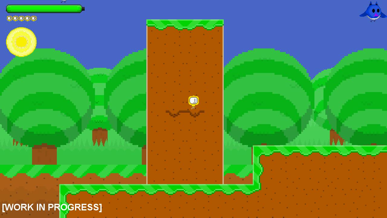 Project Smallbot: Light Level 1 Work in Progress