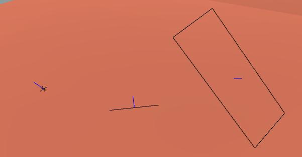 basic gizmos lowpoly floatlands