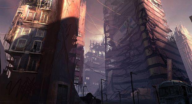 Nuclear Dawn Concept Art
