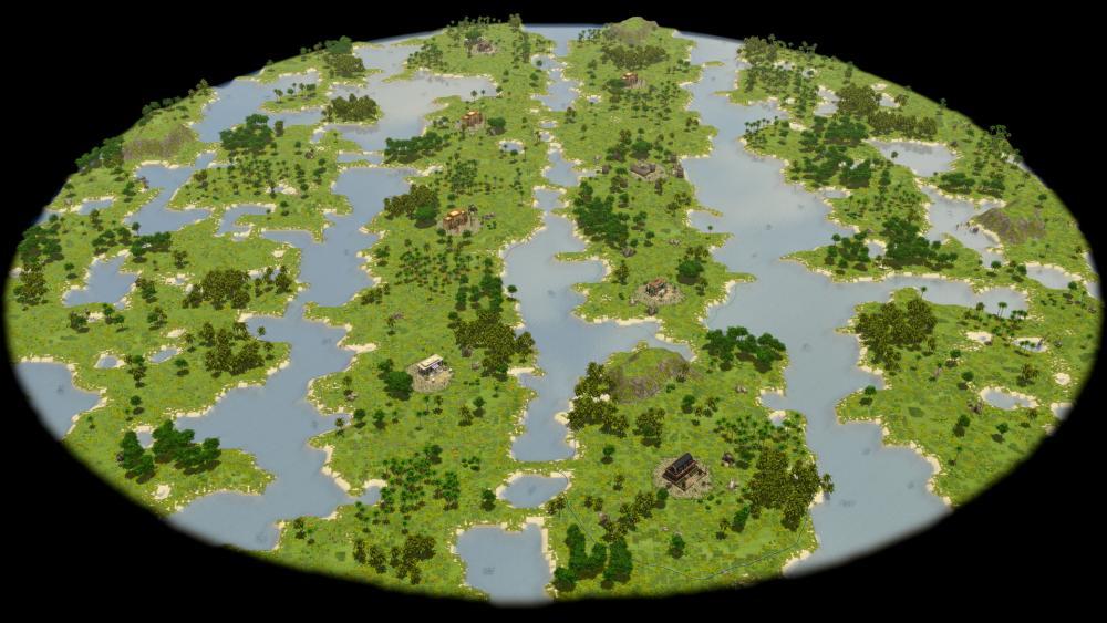 River Archipelago