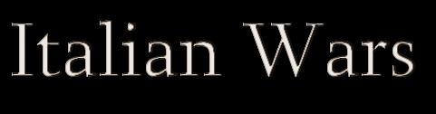 The Italian Wars Logo
