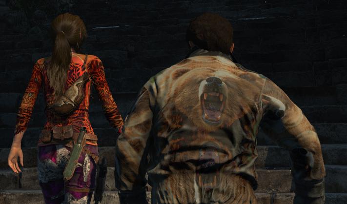 Rise Of The Tomb Raider Windows Vr Xone Ps4 Game Mod Db