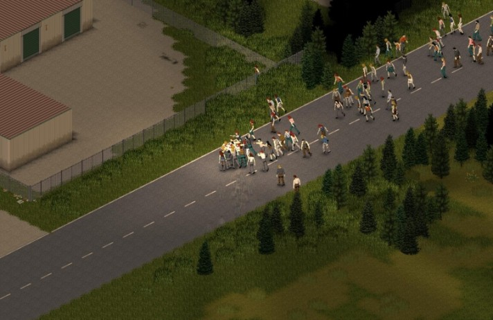 Project Zomboid Windows Mac Linux Game