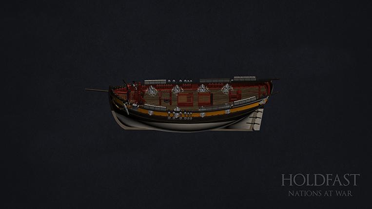 Holdfast NaW - HMS Aldebaran [WIP]