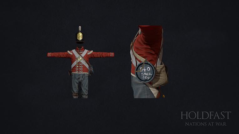 Holdfast NaW - British New Class [WIP]