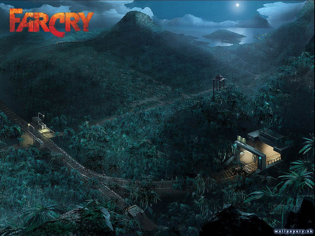 Far Cry - wallpaper 1