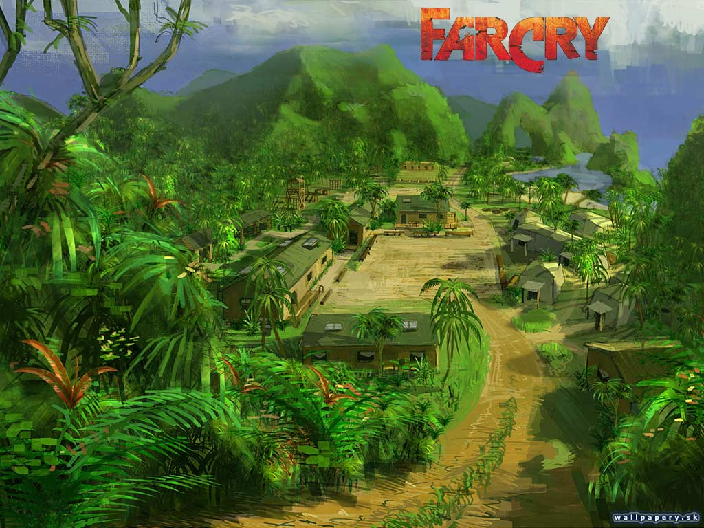 Far Cry - wallpaper 7