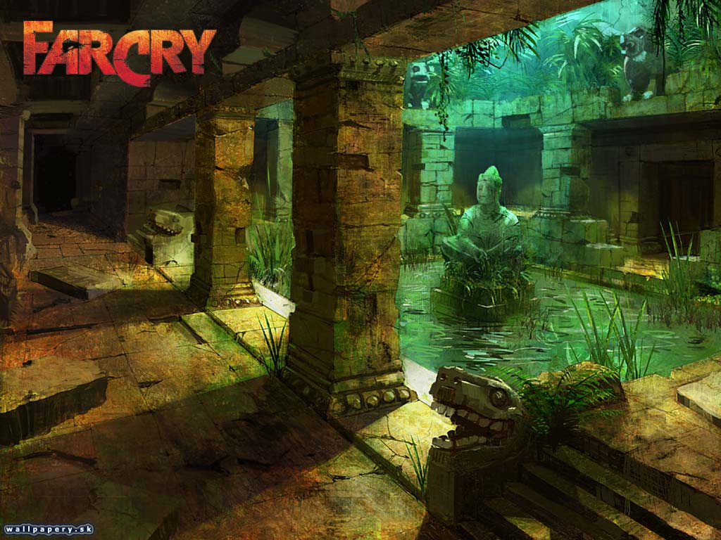 Far Cry - wallpaper 8