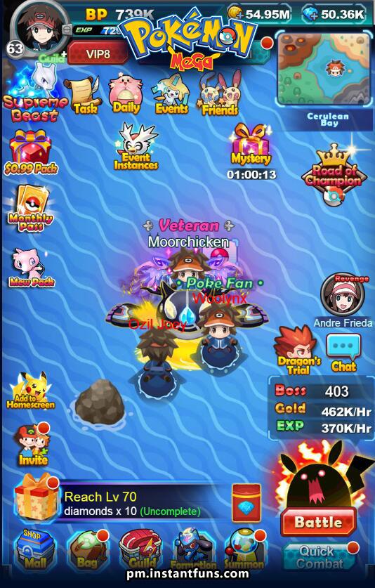 Game Mega