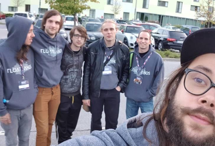 floatlands team group photo
