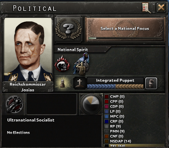 Dev Diary IV: The Black State news - The New Order - Last