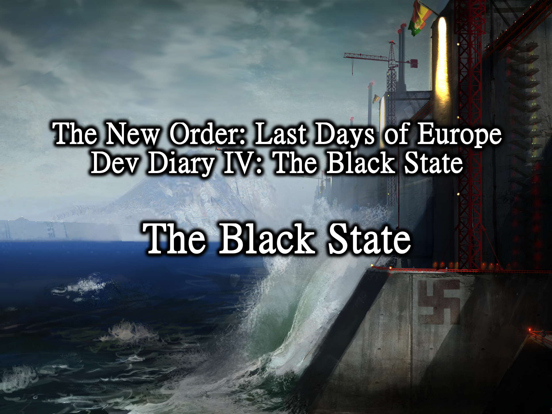dev diary iv the black state news the new order last days of europe mod for hearts of iron. Black Bedroom Furniture Sets. Home Design Ideas