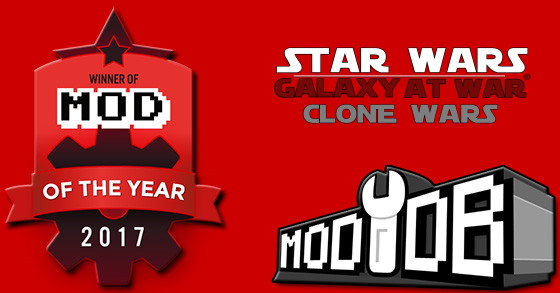 the 2017 mod of the year awards