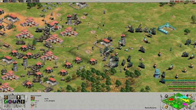 Rome Returns mod for Age of Empires II: The Conquerors - Mod DB