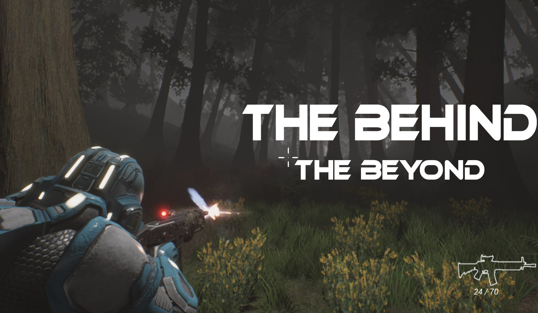 Behind The Beyond (PLAZA)