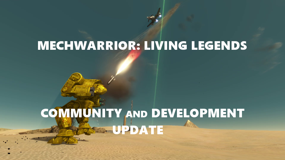 MWLL Development and Community Update - New Year's Edition!