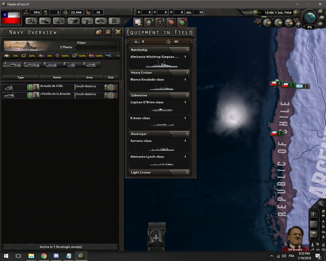 Darkest Hour mod for Hearts of Iron IV - Mod DB