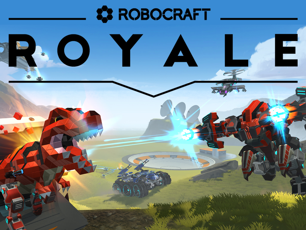 Robocraft Royale - an Experiment by Freejam news - Mod DB