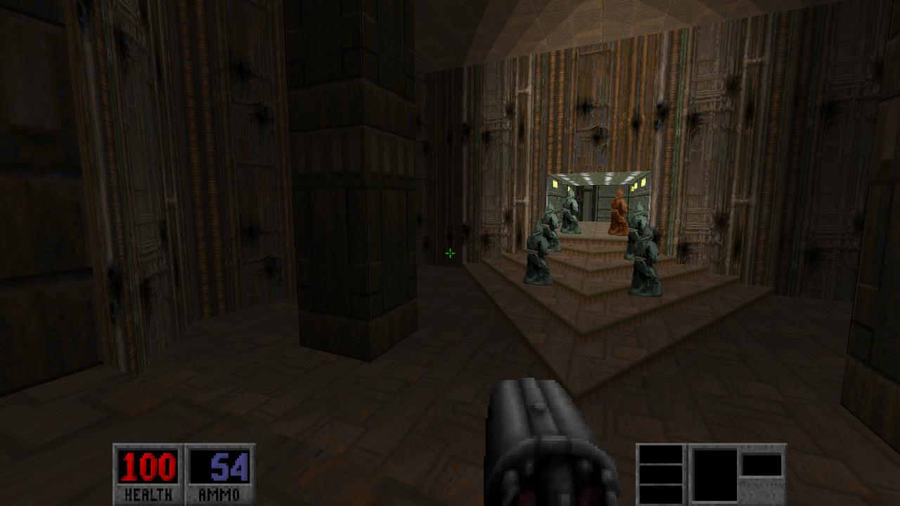 Doom Z Mod Instructions