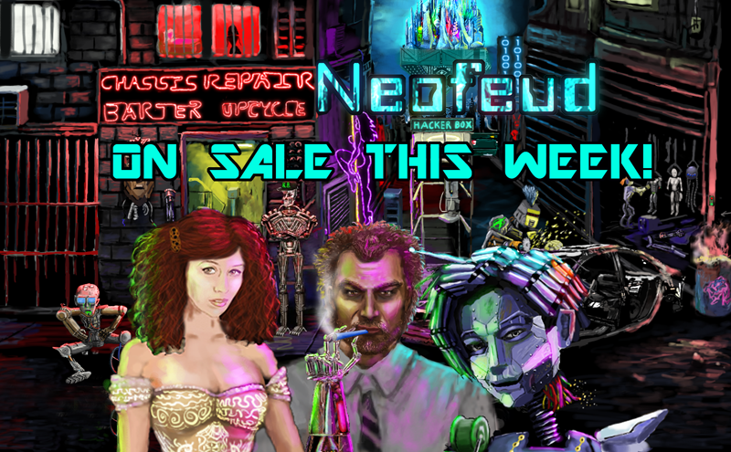 Neofeud 50% Off On Steam + Nominated AGS Game Of The Year