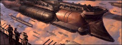 Rahmos Airships