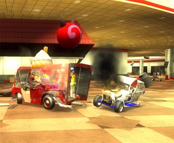 Evil Ice Cream Truck