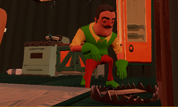 Hello, Neighbor Other Story Delayed+New Project news - Mod DB