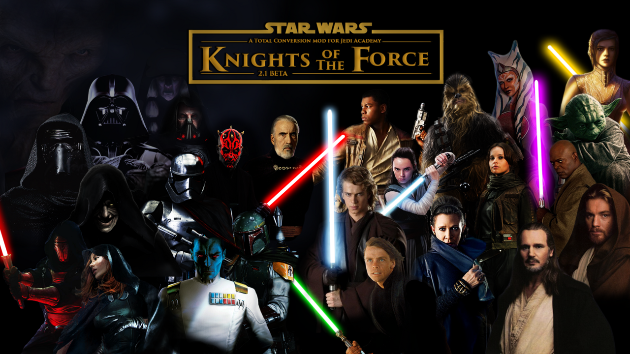 Knights Of The Force Updates  Things You U0026 39 Ll Need To Know